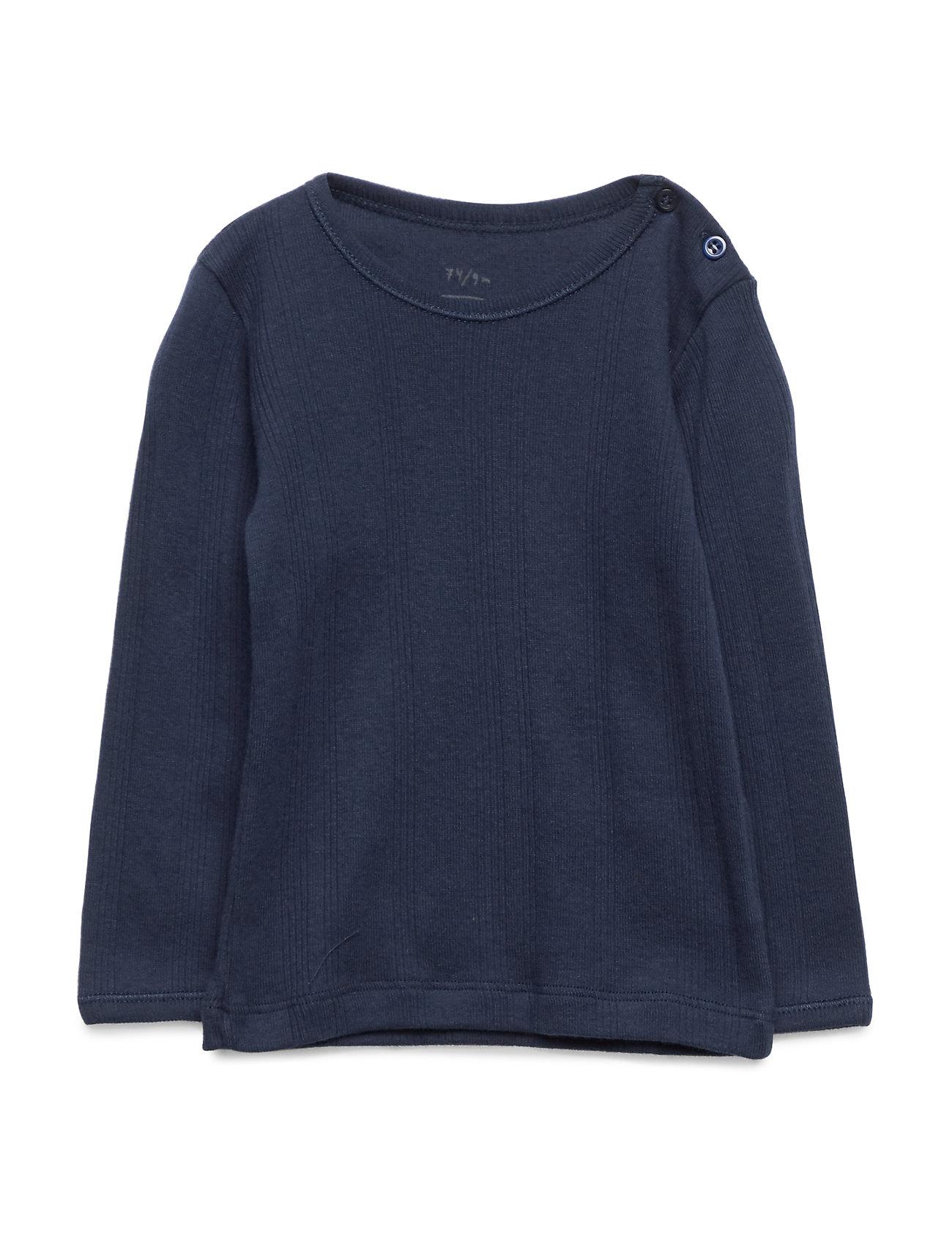 Noa Noa Miniature T-shirt - NAVY BLAZER