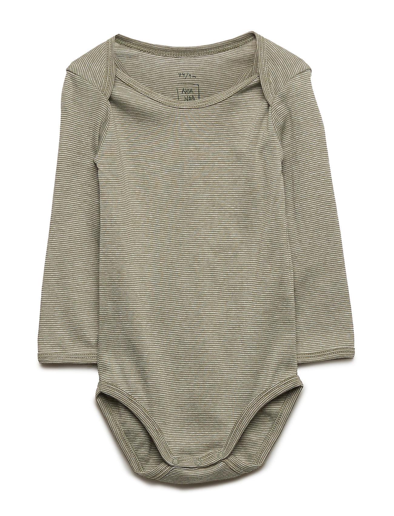 Noa Noa Miniature Baby Body - DUSTY OLIVE