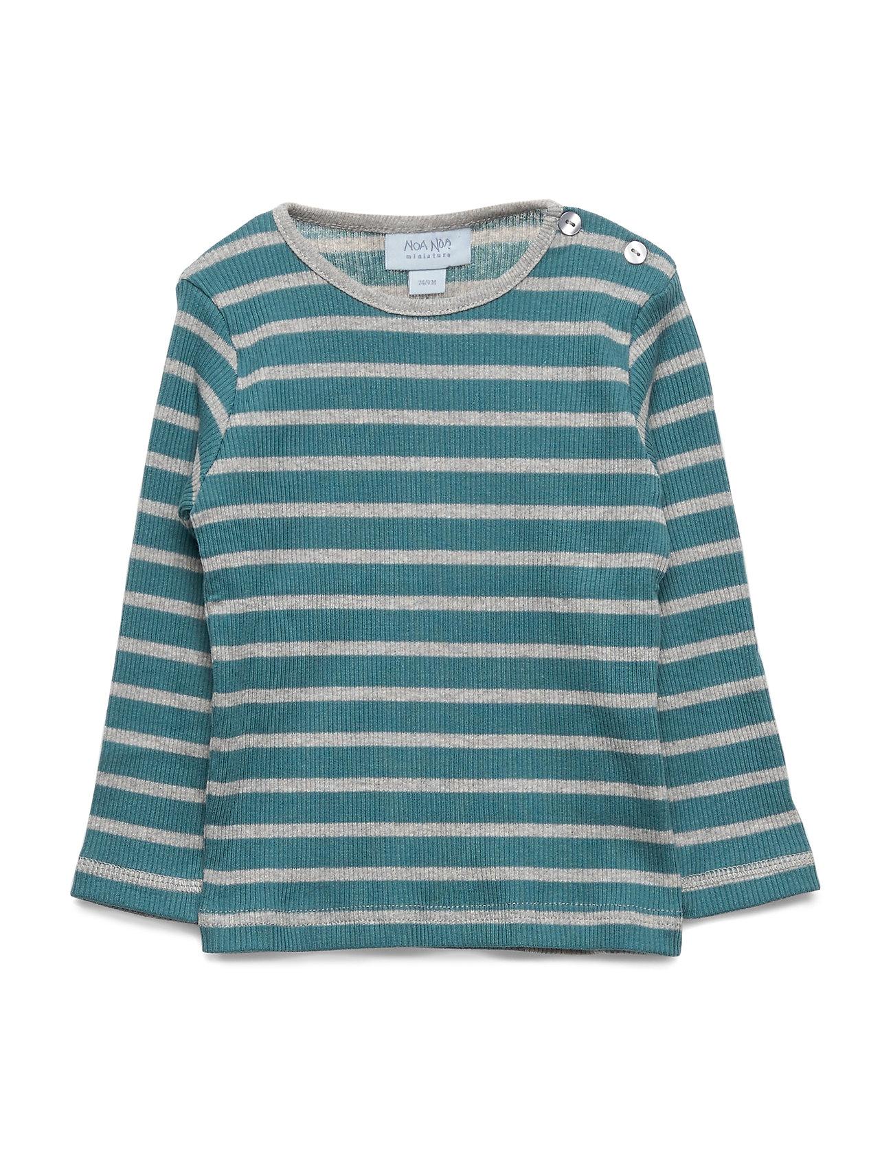 Noa Noa Miniature T-shirt - HYDRO