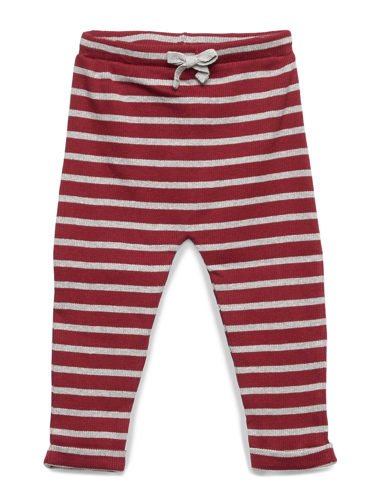 Noa Noa Miniature Trousers - RHUBARB
