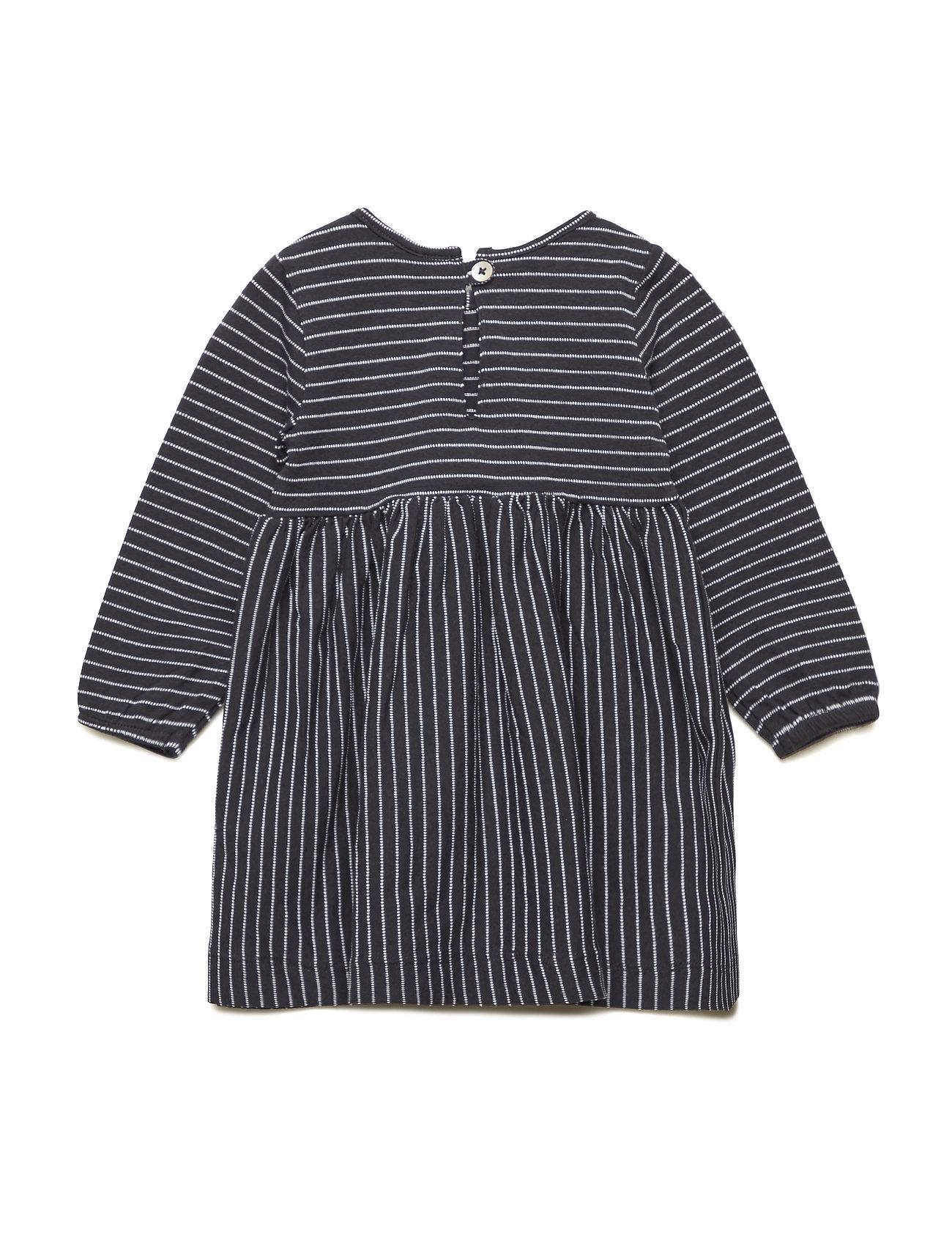 823edec0759 Dress Long Sleeve kjoler fra Noa Noa Miniature til børn i Sort ...