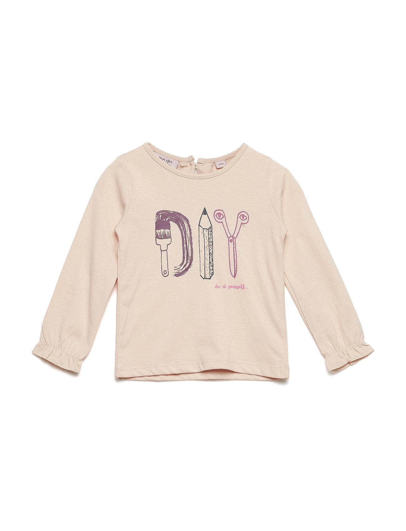 Noa Noa Miniature T-shirt - CAMEO ROSE