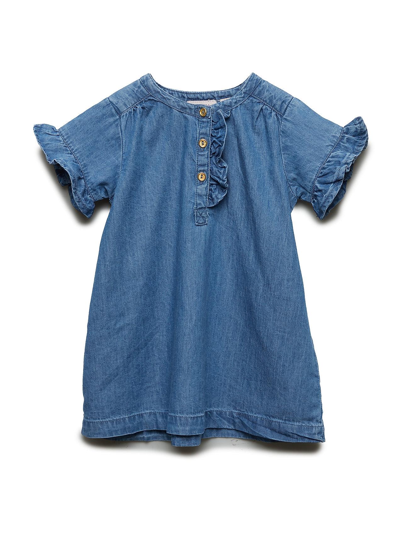 0bd7d241bc0 Dress Short Sleeve (Navy Peony) (182 kr) - Noa Noa Miniature ...