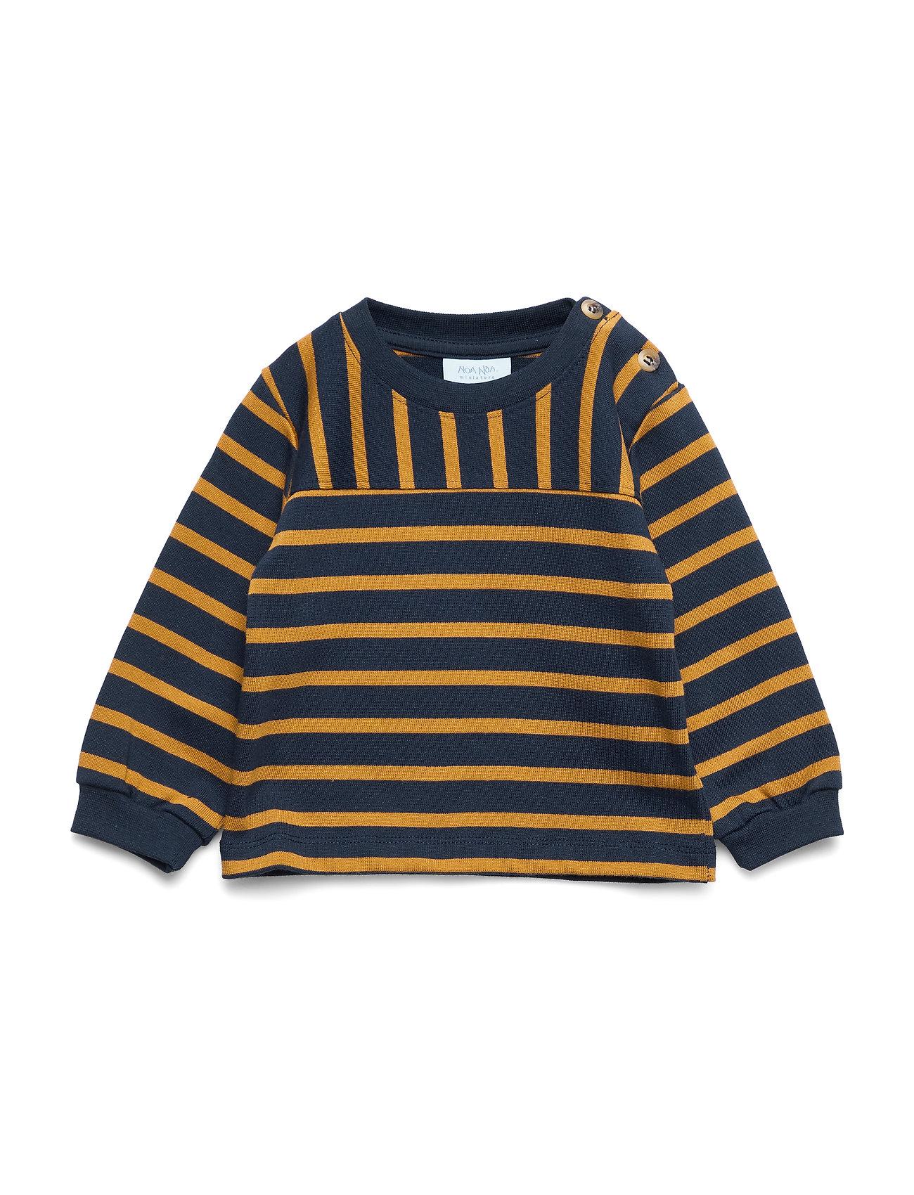 Noa Noa Miniature Pullover - NAVY BLAZER