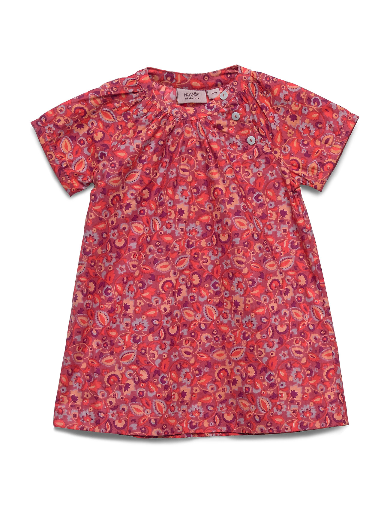 Noa Noa Miniature Dress short sleeve - BAROQUE ROSE