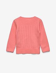 Noa Noa Miniature - T-shirt - long-sleeved t-shirts - shell pink - 1
