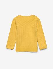 Noa Noa Miniature - T-shirt - long-sleeved t-shirts - spicy mustard - 1