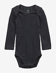 Noa Noa Miniature - Baby Body - long-sleeved - black - 0