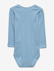 Noa Noa Miniature - Baby Body - long-sleeved - dusk blue - 1
