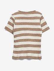 Noa Noa Miniature - T-shirt - short-sleeved - natural - 1