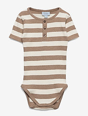 Noa Noa Miniature - Baby Body - short-sleeved - natural - 0