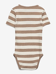 Noa Noa Miniature - Baby Body - short-sleeved - natural - 1
