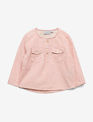 Noa Noa Miniature - Shirt - long-sleeved t-shirts - paprika - 0