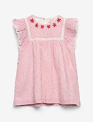 Noa Noa Miniature - Dress sleeveless - dresses - paprika - 0