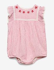 Noa Noa Miniature - Baby Body - short-sleeved - paprika - 0