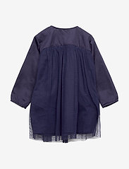 Noa Noa Miniature - Dress long sleeve - jurken - navy blazer - 1