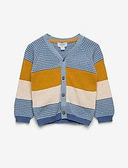 Noa Noa Miniature - Cardigan - cardigans - dusk blue - 0