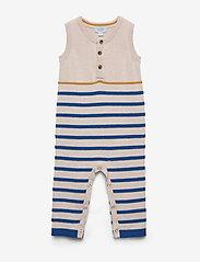 Noa Noa Miniature - Jumpsuit - short-sleeved - whitecap - 0