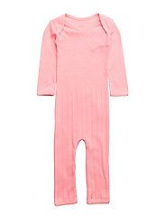 Jumpsuit - STRAWBERRY PINK