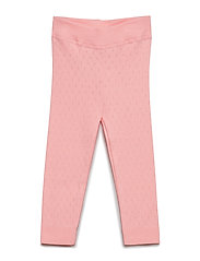 Leggings - SALMON ROSE