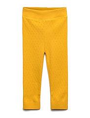 Leggings - GOLDEN YELLOW