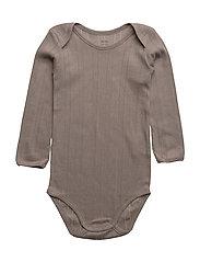 Baby Body - STEEPLE GRAY