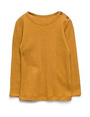 T-shirt - GOLDEN BROWN
