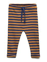 Trousers - ESTATE BLUE