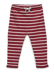 Trousers - RHUBARB