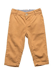 Trousers - BUCKTHORN BROWN