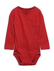 Baby Body - RED DAHLIA
