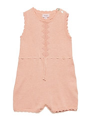 Jumpsuit - PEACH BEIGE