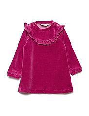 Dress long sleeve - MAGENTA HAZE