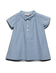 Dress short sleeve - KENTUCKY BLUE