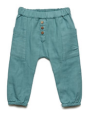 Trousers - MINERAL BLUE