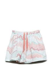 Skirt - CLEARLY AQUA