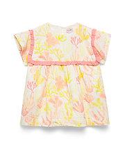 Dress short sleeve - WHISPER WHITE