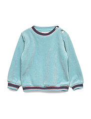 Sweatshirt - STONE BLUE