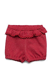 Noa Noa Miniature Shorts - RED DAHLIA