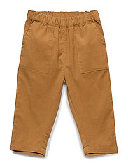 Trousers - GOLDEN BROWN