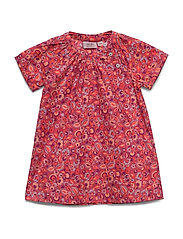 Dress short sleeve - BAROQUE ROSE