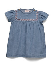 Dress short sleeve - DELFT