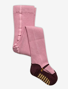 Hosiery - tights - mauve orchid