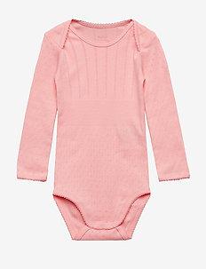 Baby Body - SALMON ROSE