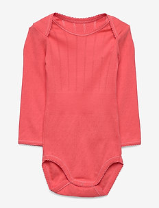 Baby Body - long-sleeved - cayenne