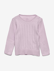 T-shirt - long-sleeved t-shirts - lavender frost