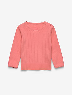 T-shirt - long-sleeved t-shirts - shell pink