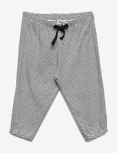 Trousers - joggingbroek - black