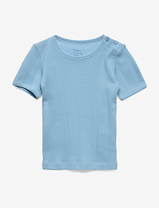 T-shirt - short-sleeved - dusk blue