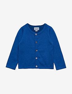 Cardigan - PRINCESS BLUE